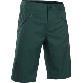 ION Traze Shorts ciclismo Hombre, green seek